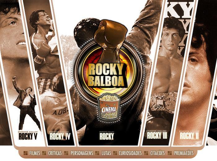 Rocky Uma Série De Sucesso