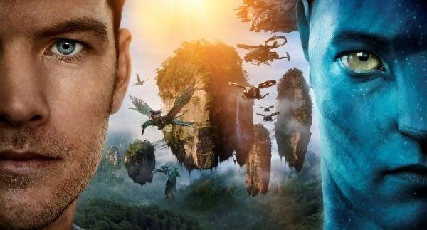 avatar, Sam Worthington como Jake Sully