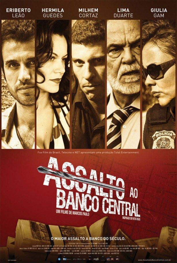 Lançamentos em 29 de julho de 2011 - Caruaru Assalto_ao_banco_central-615x912