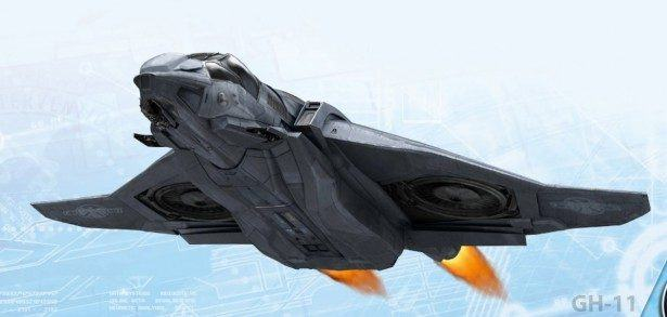 X-Jato dos x-mens Quinjet-Os-Vingadores-615x293