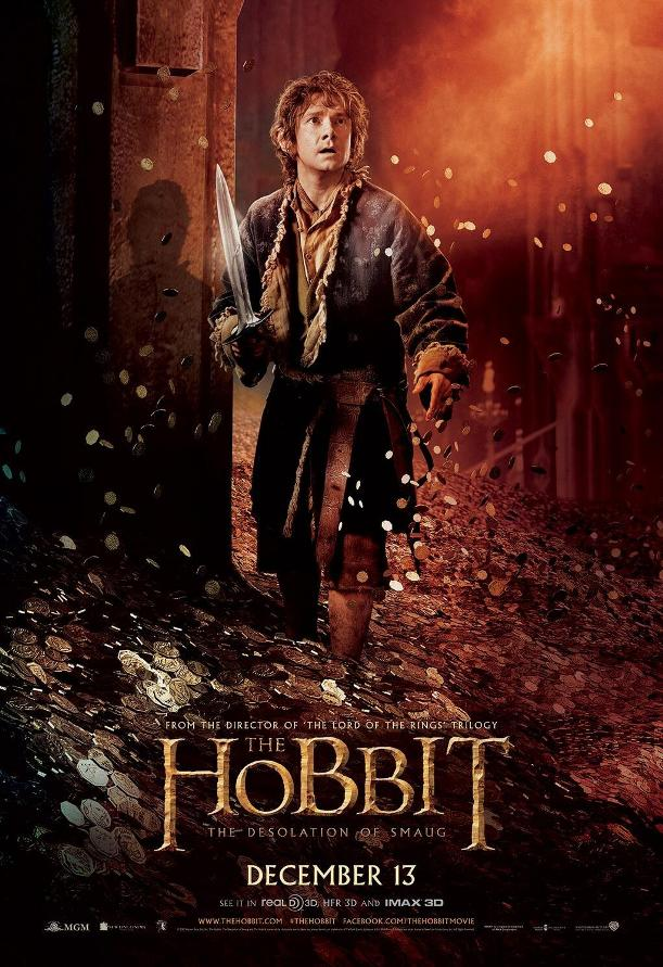 O Hobbit: A Desolação de Smaug BDRip XviD Dual Audio Dublado – Torrent