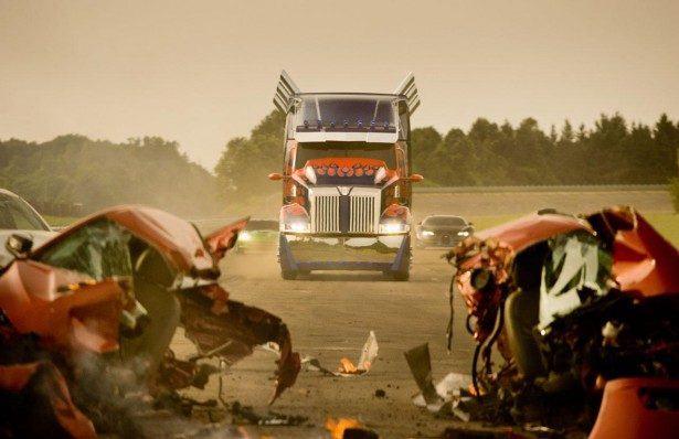 Transformers 4: A Era da Extinção