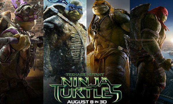 As Tartarugas Ninja 4 BluRay 720p - 1080p Dublado Dual Audio Torrent Download (2014)