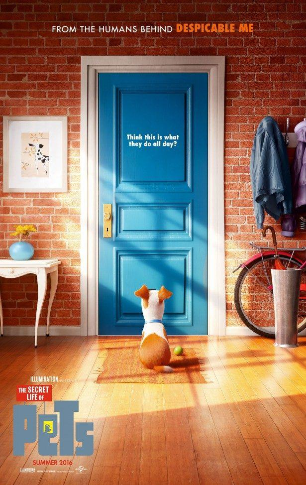 Veja o trailer e imagens da animação Pets: A Vida Secreta dos Bichos
