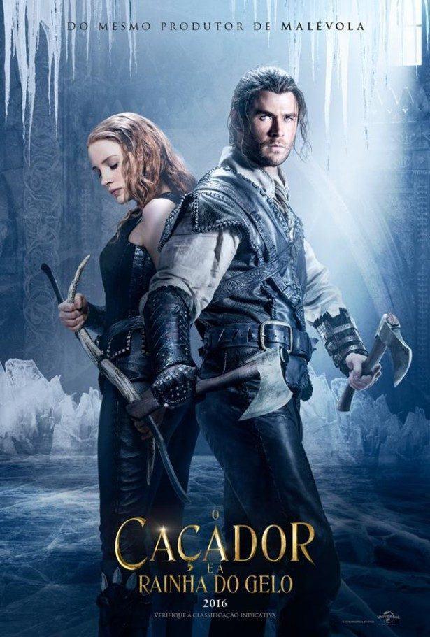 Assistir O Caçador e a Rainha do Gelo – (Dublado) HD – Online 2016