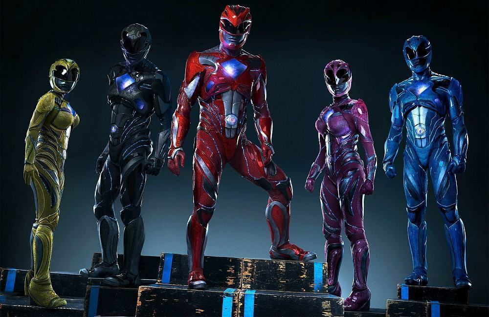Power Rangers | Veja o visual da Putty Patrol, os bonecos de massa