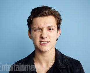Spider-man Tom Holland Comic-Con 2016 Day 3 - July 23, 2016 – San Diego, CA Photograph by Matthias Clamer