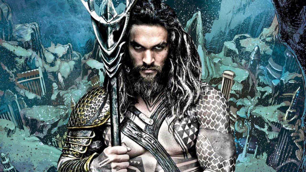 Liga da Justiça | Zack Snyder mostra bastidores da cena do Aquaman debaixo d'água