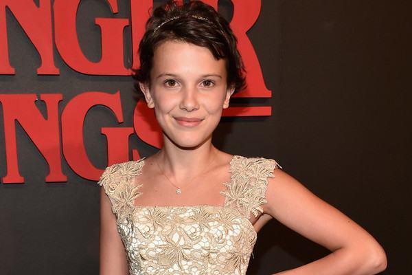 Millie Bobby Brown quer ser a jovem princesa Leia