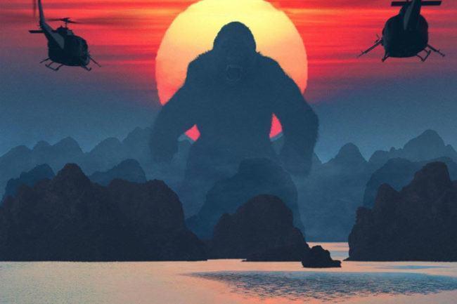 Kong: A Ilha da Caveira | Brinquedos revelam novas criaturas do filme