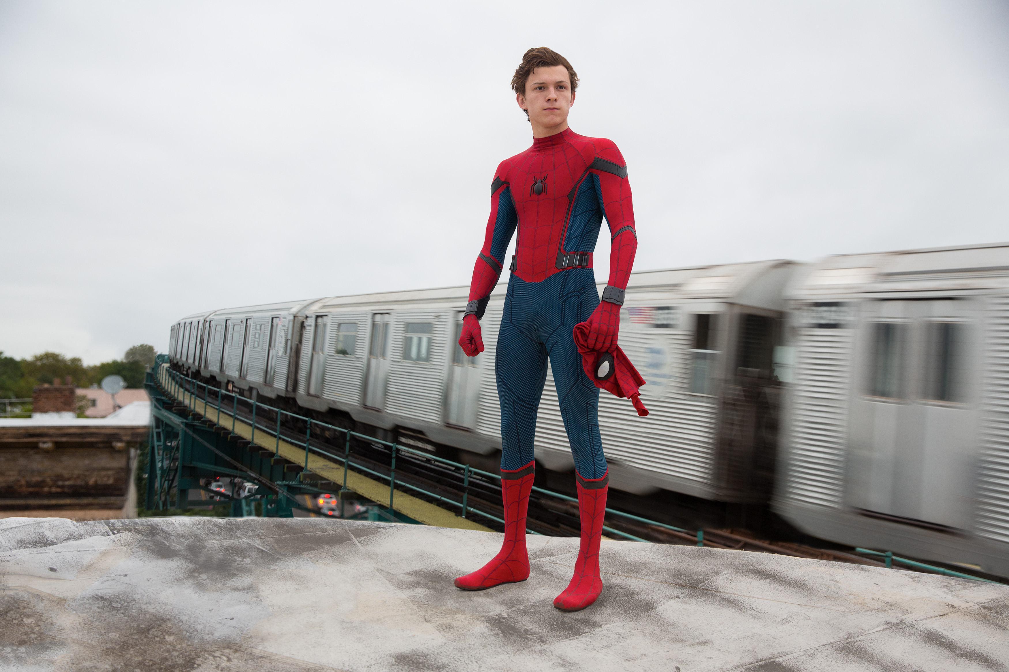 Mais um indício de que Homem-Aranha estará em Vingadores: Guerra Infinita