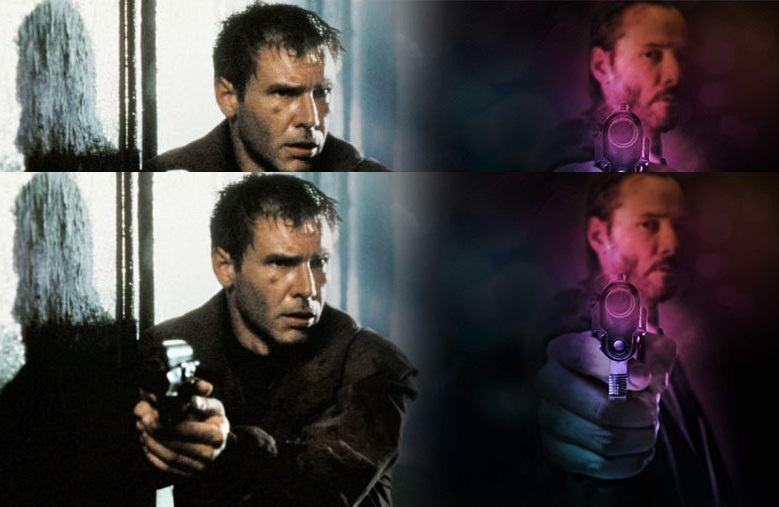 John Wick 2 e Blade Runner 2049 ganham novas imagens
