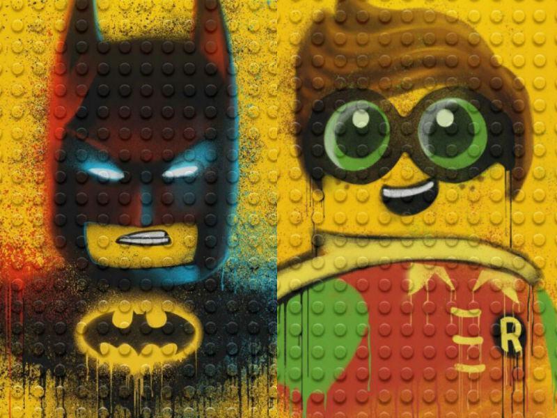 LEGO Batman: O Filme | Twitter oficial divulga novos pôsteres