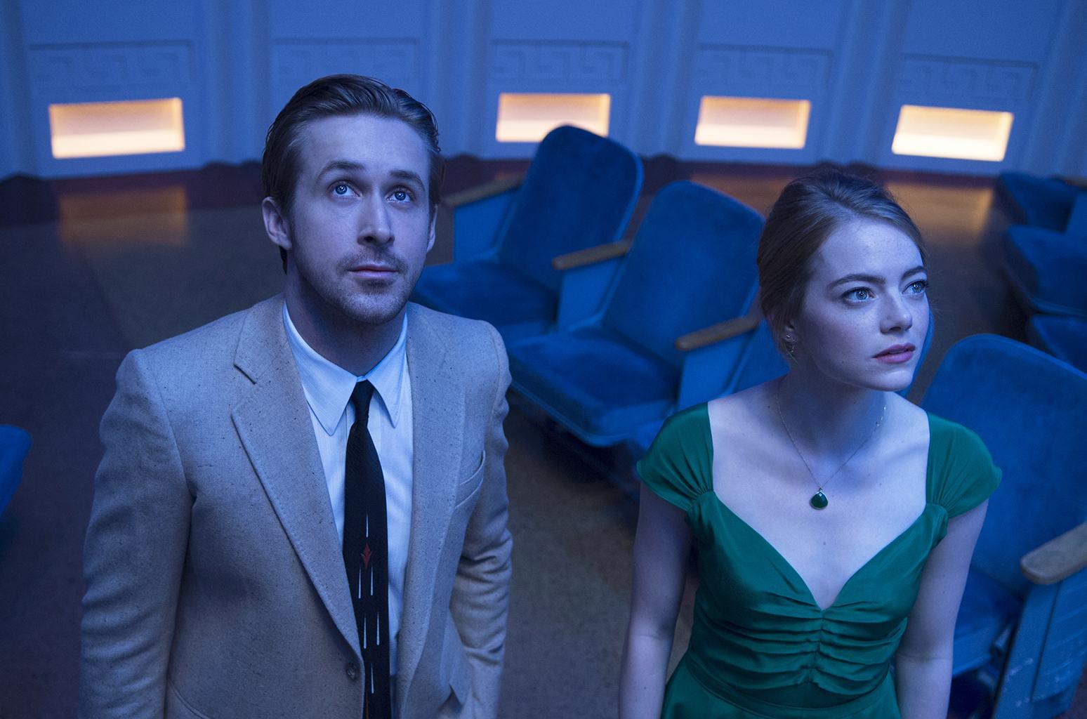 Oscar 2017 | Emma Stone e Ryan Gosling não irão se apresentar na cerimônia