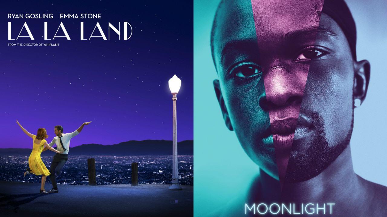 Cinema faz pegadinha e exibe cenas de La La Land em sessão de Moonlight