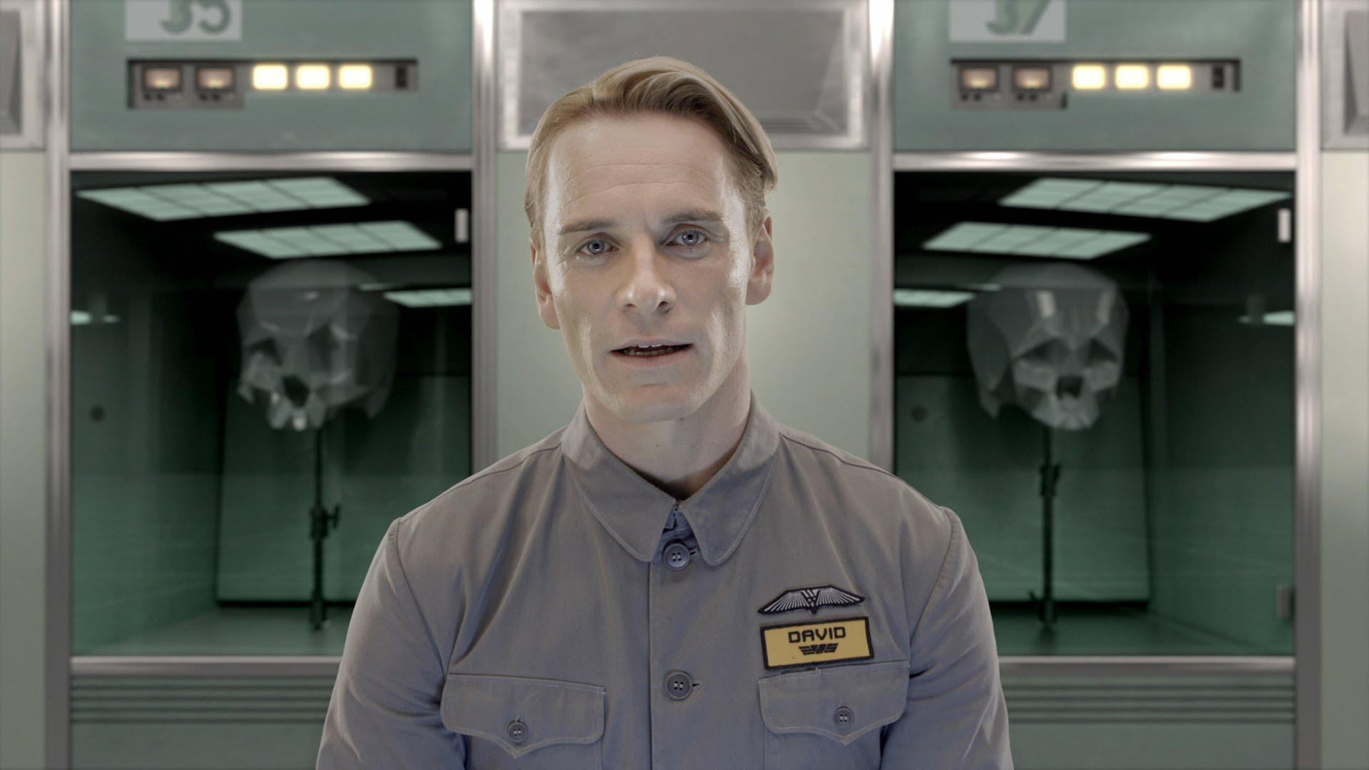 Alien: Covenant | Como o androide de Fassbender se diferencia de David de Prometheus