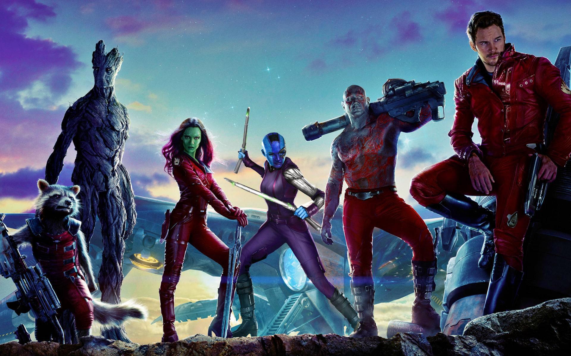Vingadores: Guerra Infinita | Guardiões da Galáxia terão participação integral