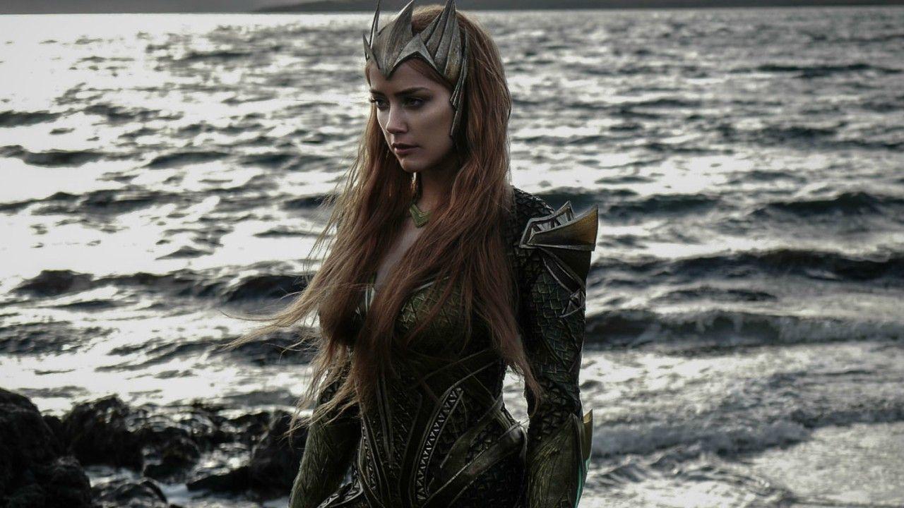 Aquaman | Amber Heard mostra treino de luta em vídeo dos bastidores