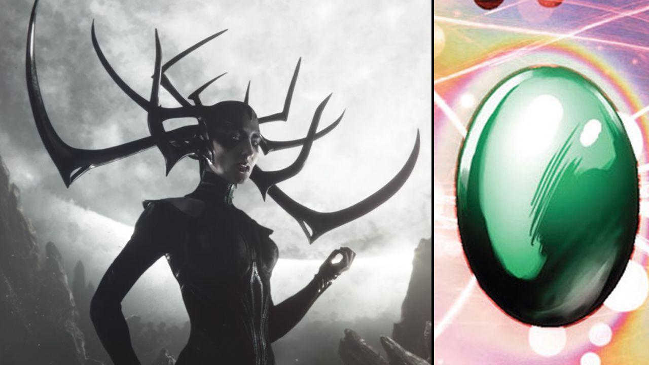 [Rumor] Última Joia do Infinito pode ter sido revelada em trailer de Thor: Ragnarok