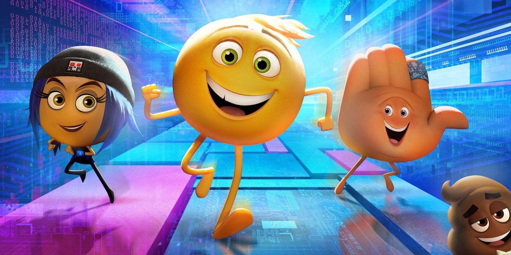 Emoji: O Filme | Emojis lutam contra bug em novo trailer