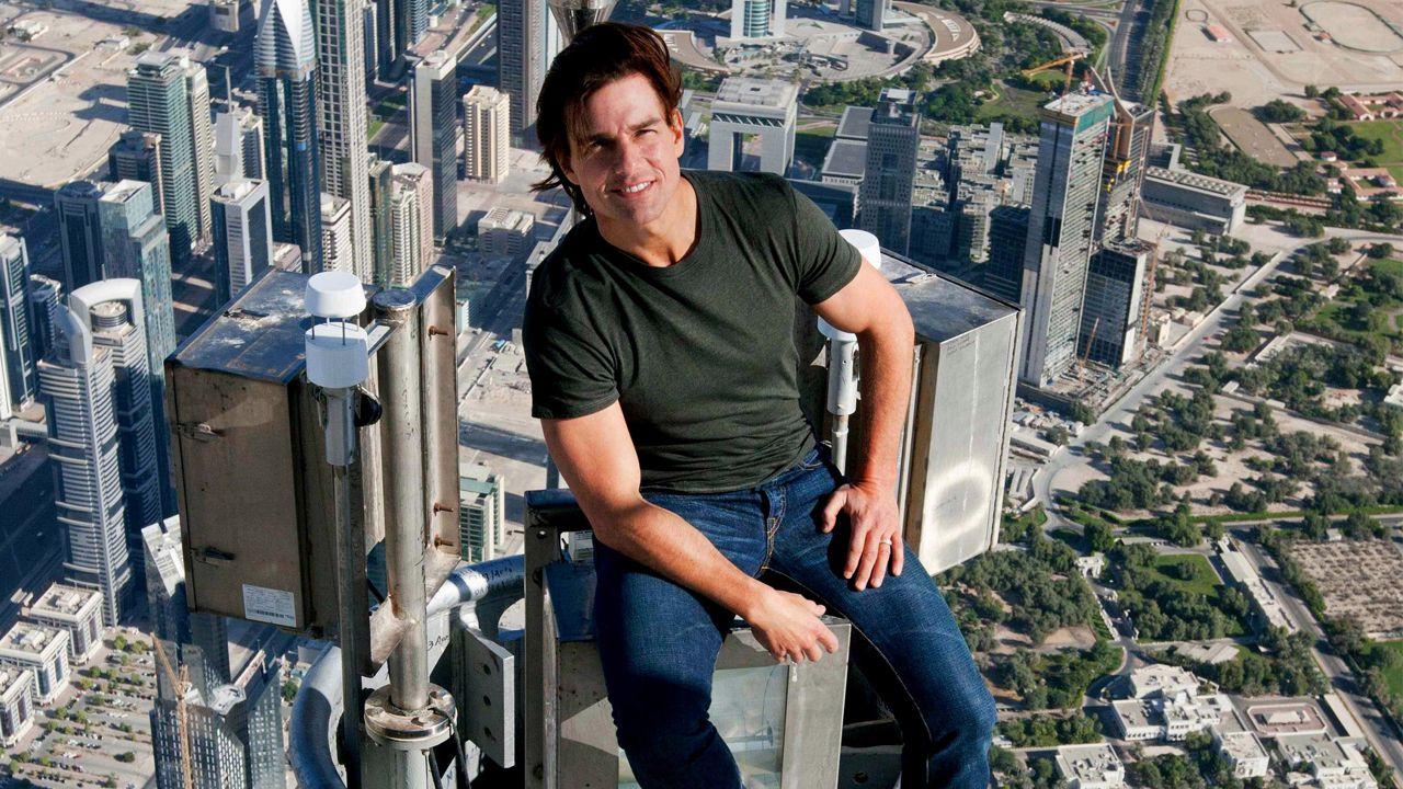 A Múmia | Vídeo de bastidores mostra o indomável lado dublê de Tom Cruise