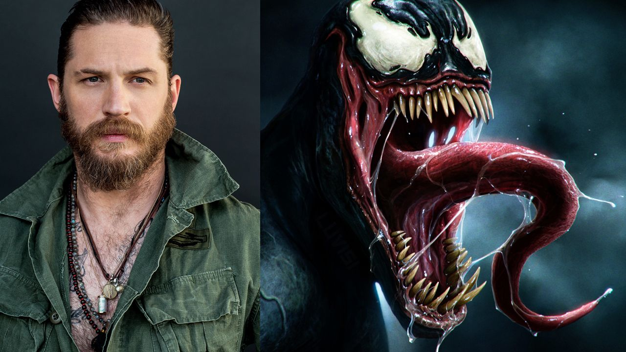 Venom | Tom Hardy confirmado como protagonista do spin-off
