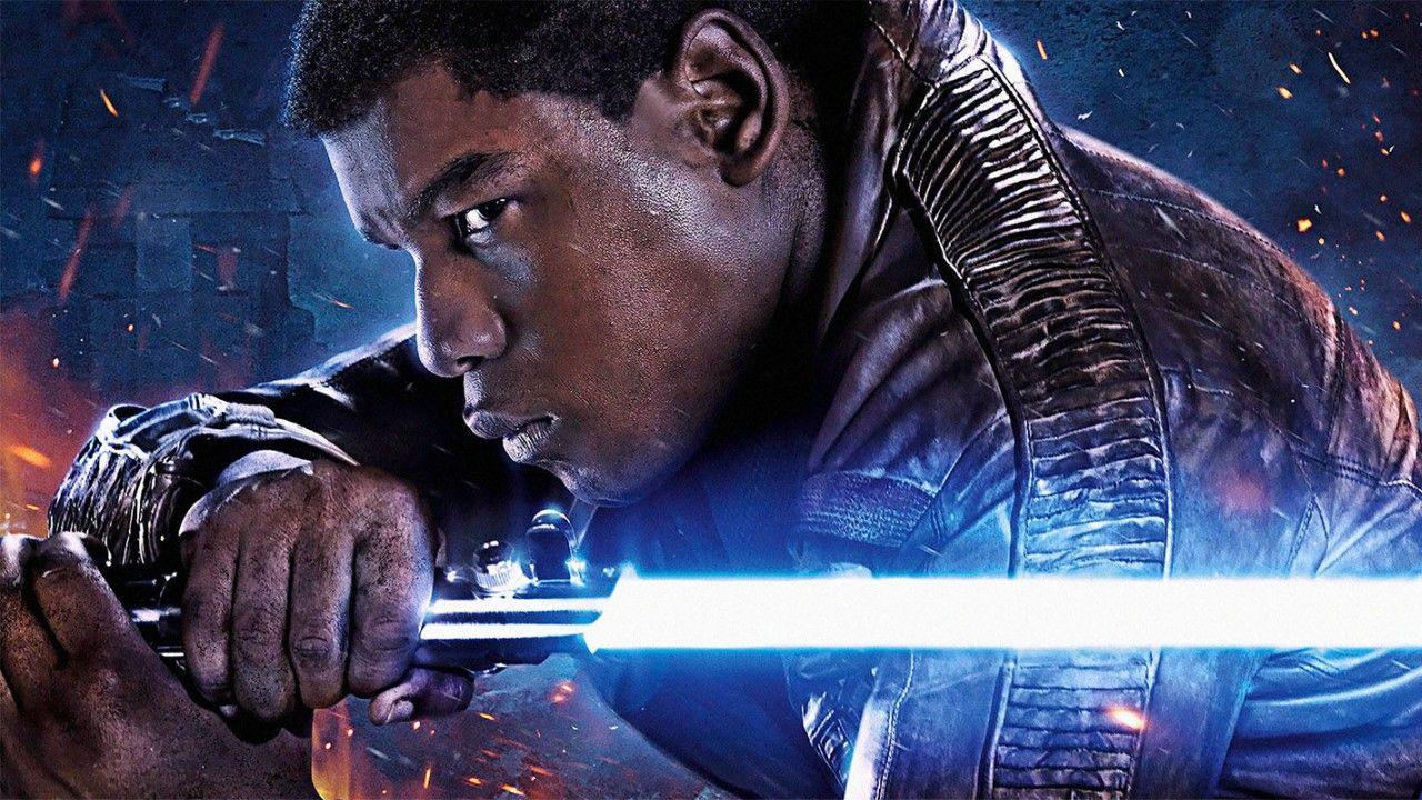 Star Wars: Os Últimos Jedi | Finn será uma 'celebridade', diz John Boyega