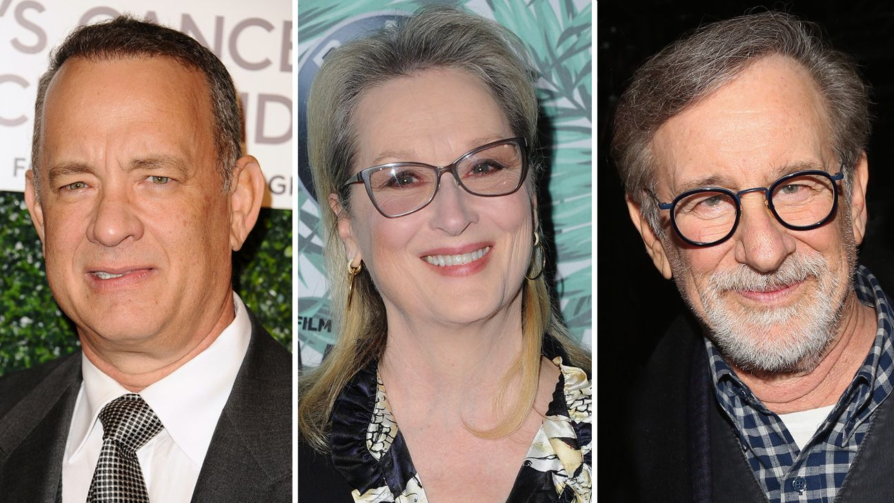 The Papers   Saiba quem está no elenco do novo filme de Steven Spielberg