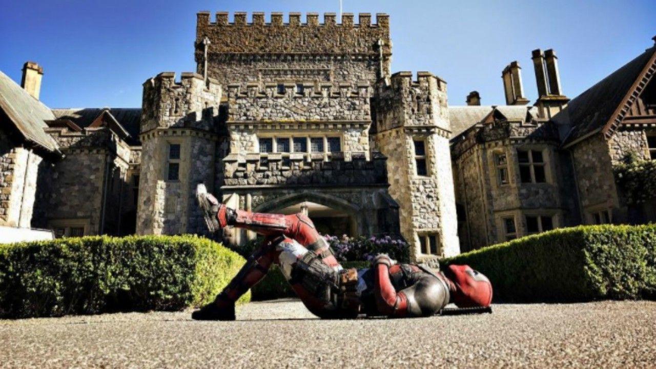 Deadpool 2 | Cenas estão sendo gravadas na mansão dos X-Men