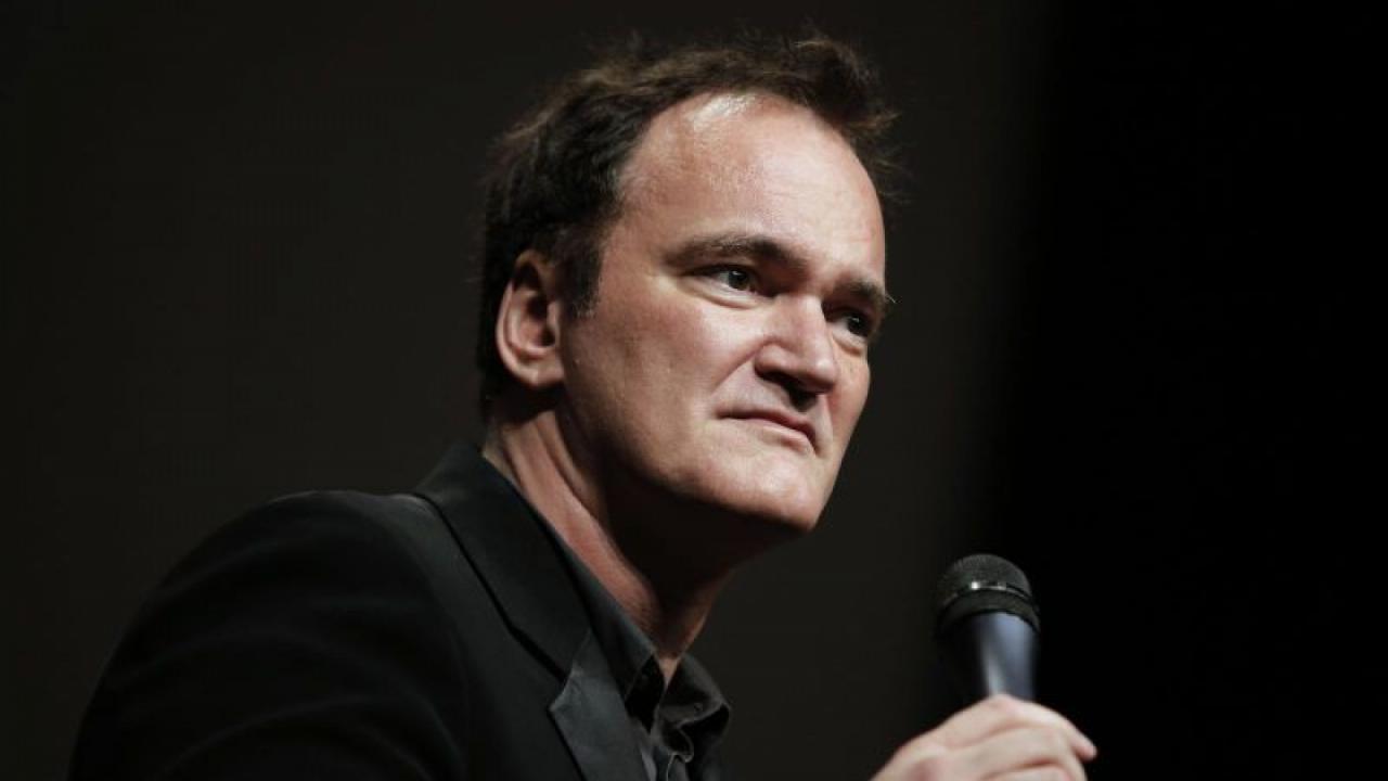 Quentin Tarantino diz que seus fãs terão que esperar até 2019 por algo novo