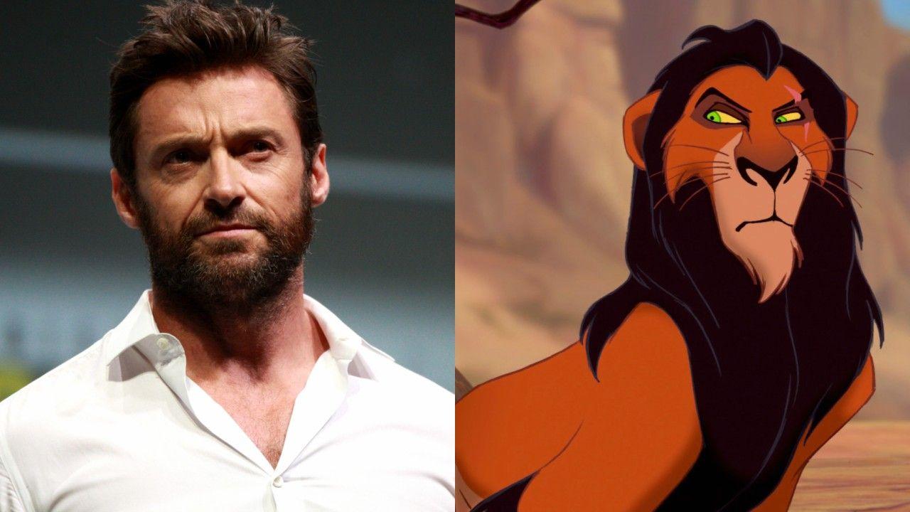 O Rei Leão | [ATUALIZADO] Hugh Jackman não será o vilão Scar em live-action