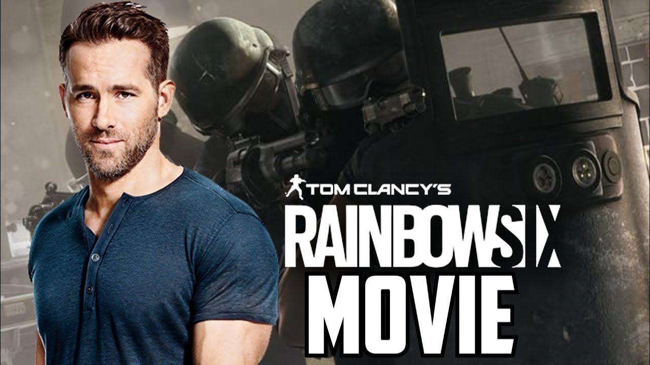 Rainbow Six | Ryan Reynolds pode estrelar adaptação