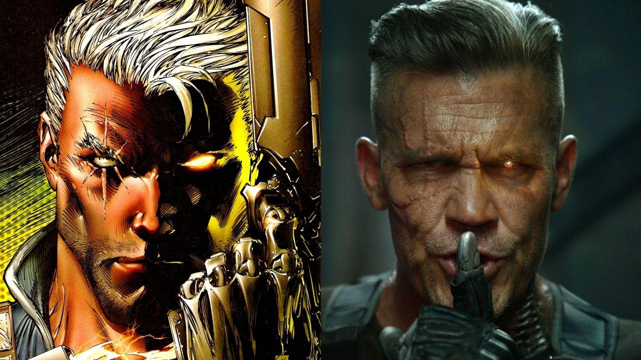 Deadpool 2 | Veja as primeiras imagens de Josh Brolin como Cable