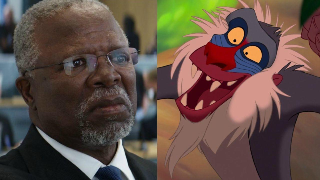 O Rei Leão   John Kani será a voz de Rafiki no live-action da Disney
