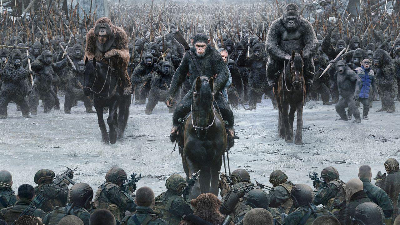 RapaduraCast 512 – Planeta dos Macacos: A Guerra | Cinema com ...