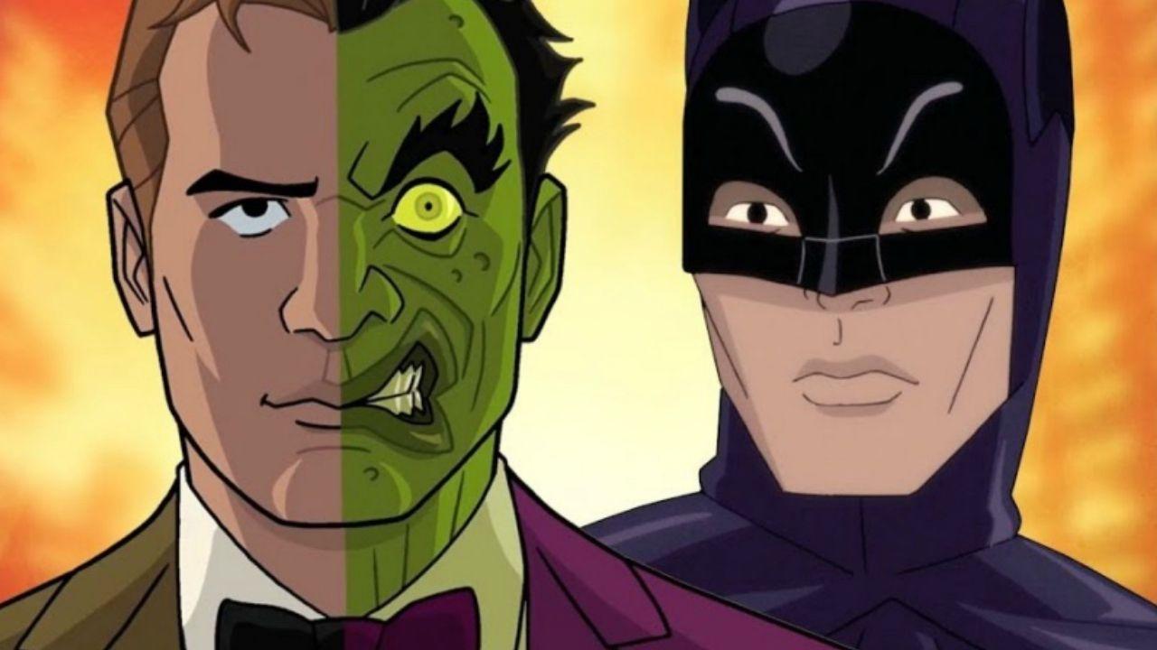 Batman vs. Duas-Caras | Última animação dublada por Adam West ganha trailer