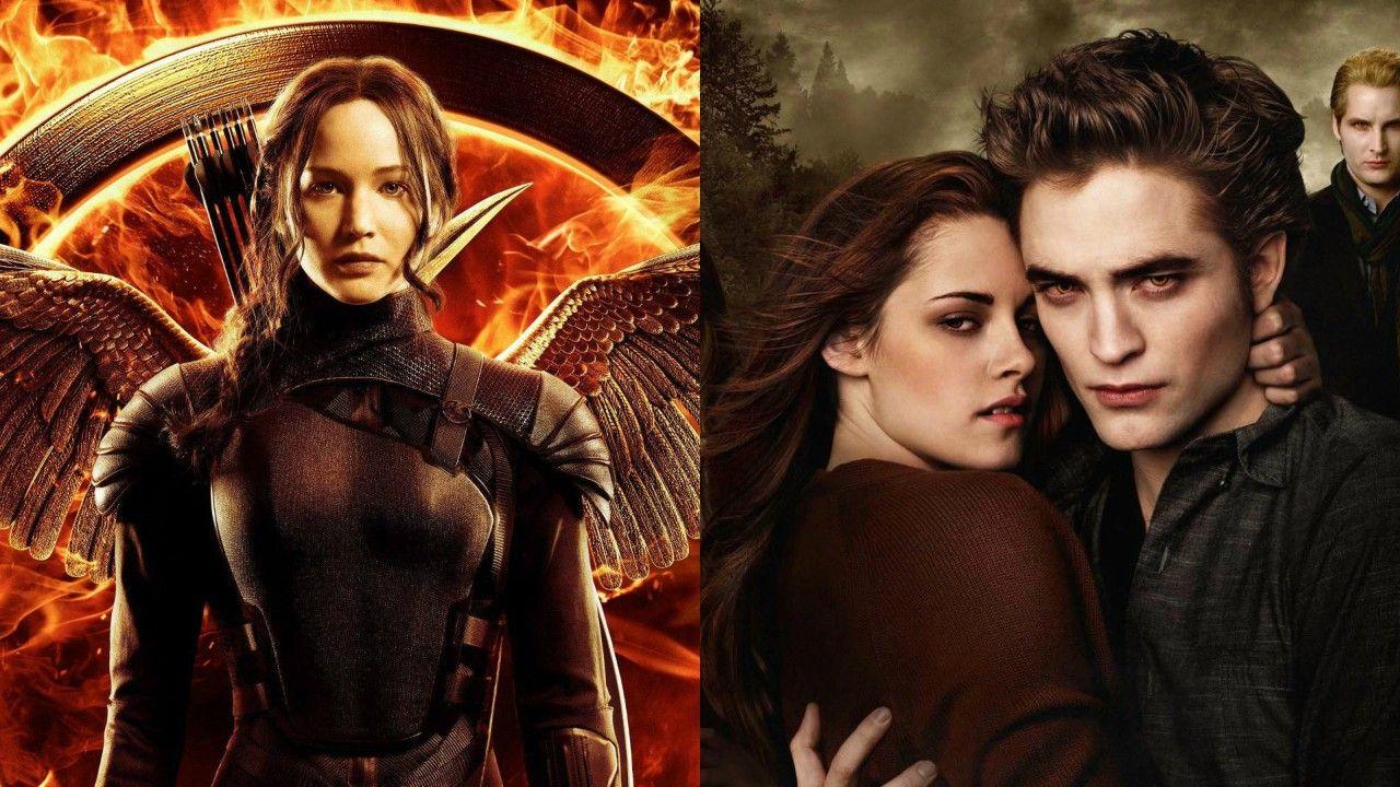 Novos filmes de Jogos Vorazes e Crepúsculo podem ser produzidos no futuro