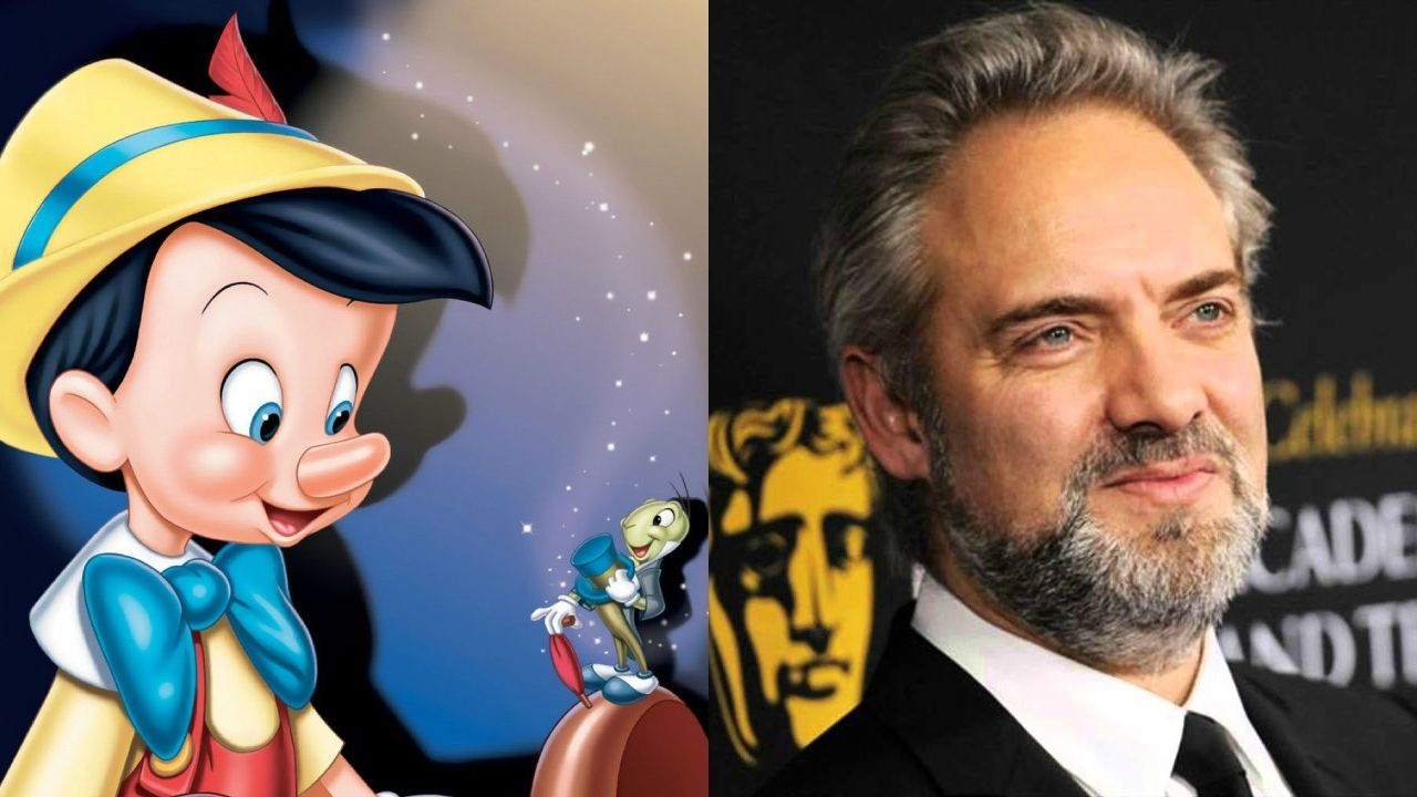 Pinocchio | Sam Mendes não irá dirigir live-action da Disney