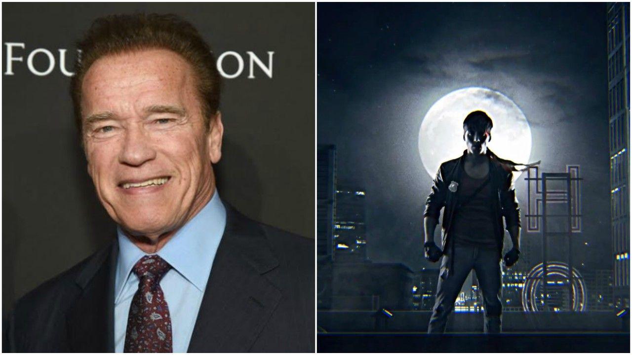 Kung Fury | Arnold Schwarzenegger se une ao elenco do longa de David Sandberg