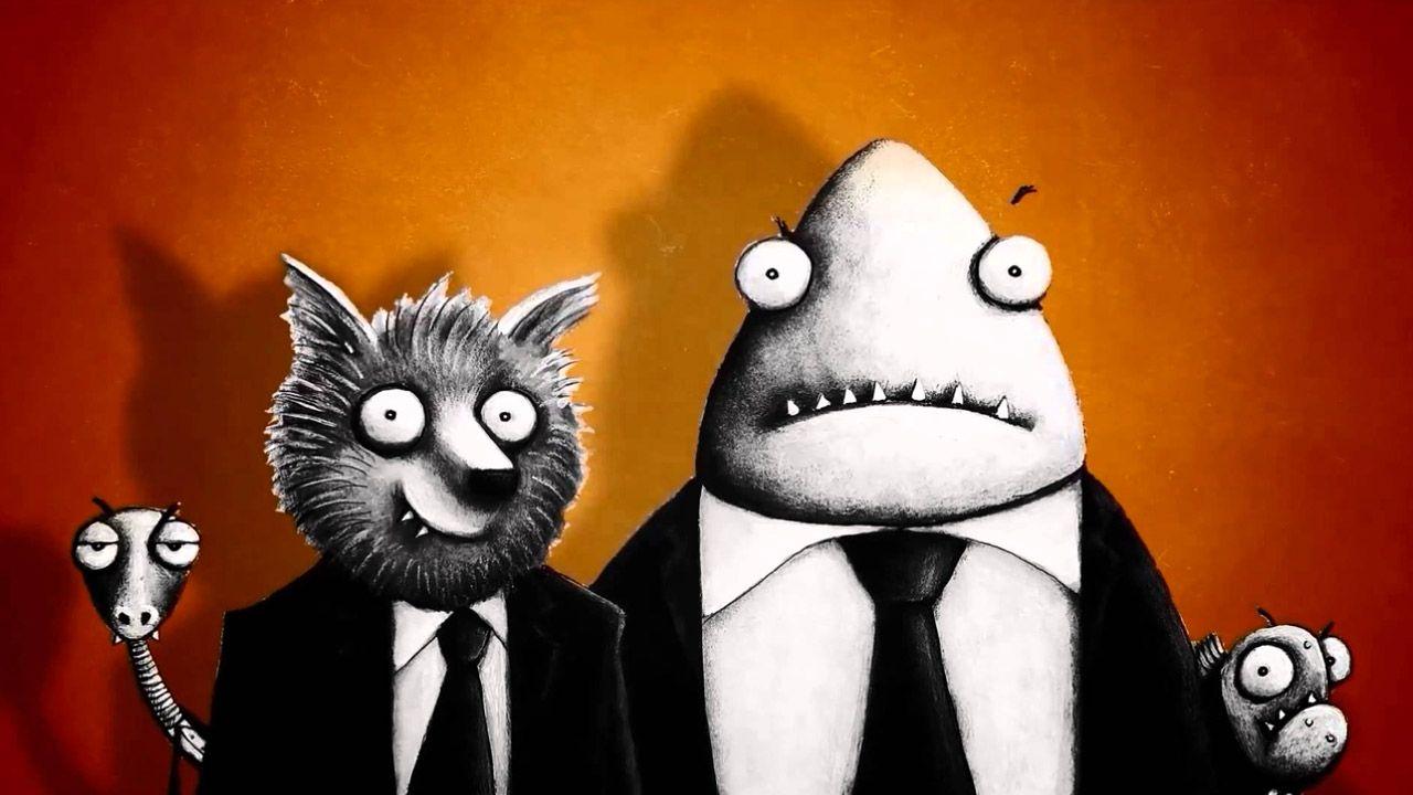 Dreamworks está desenvolvendo animação baseada na série literária The Bad Guys