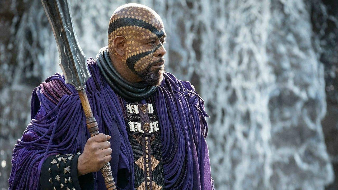 Pantera Negra | Forest Whitaker afirma que gostaria de ser tornar um guia espiritual do herói