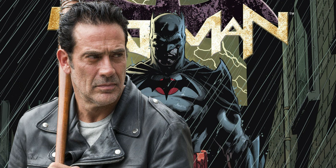 Flashpoint | Jeffrey Dean Morgan adoraria interpretar o Batman no longa
