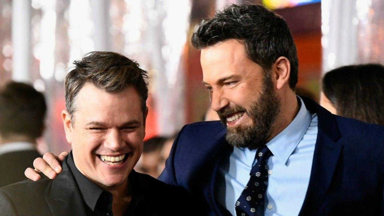 Matt Damon e Ben Affleck adotarão cláusula de inclusão nos projetos de sua produtora