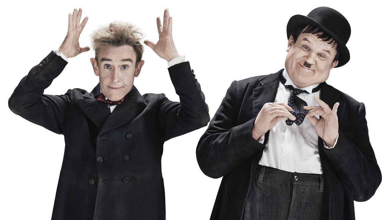 Stan & Ollie   Novo clipe mostra John C. Reilly e Steve Coogan em cena de comédia