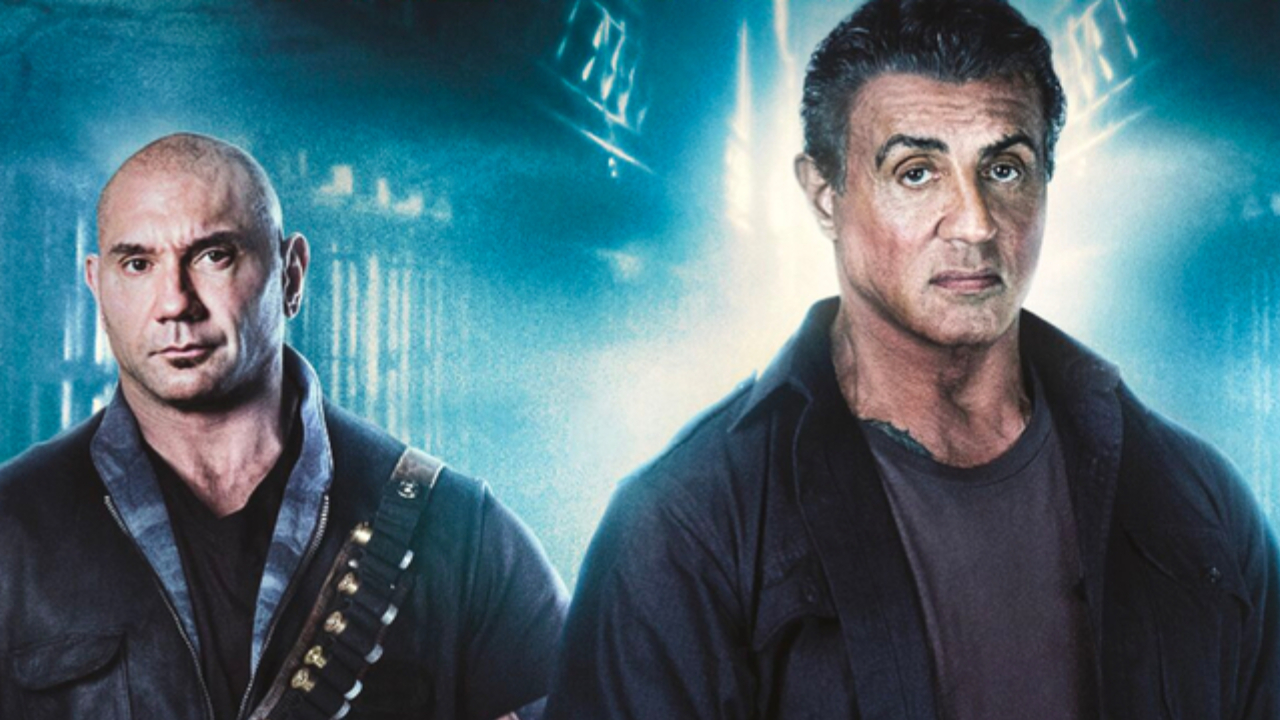 Rota de Fuga 3 | Divulgado teaser do filme estrelado por Sylvester Stallone e Dave Bautista
