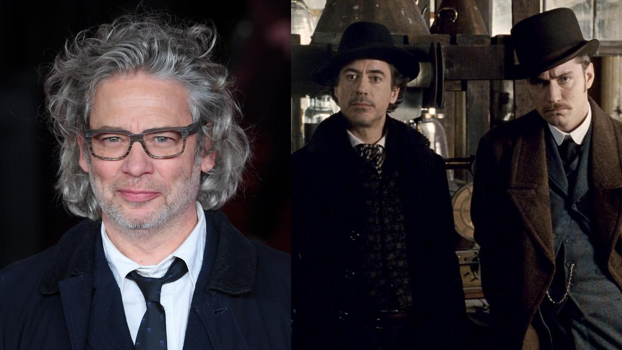 Sherlock Holmes 3   Dexter Fletcher, diretor de Rocketman, irá comandar a sequência