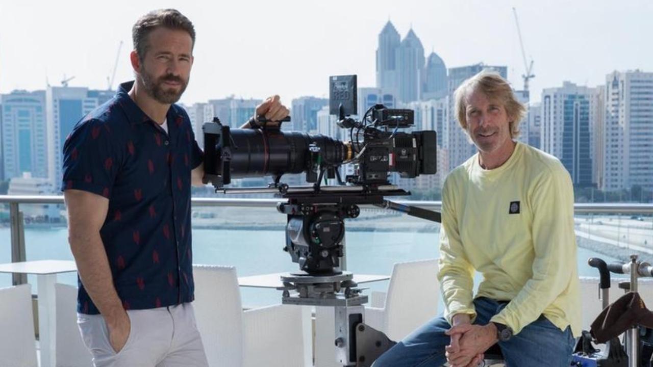 Esquadrão 6 | Ryan Reynolds e Michael Bay virão para o Brasil para o painel da Netflix na CCXP19
