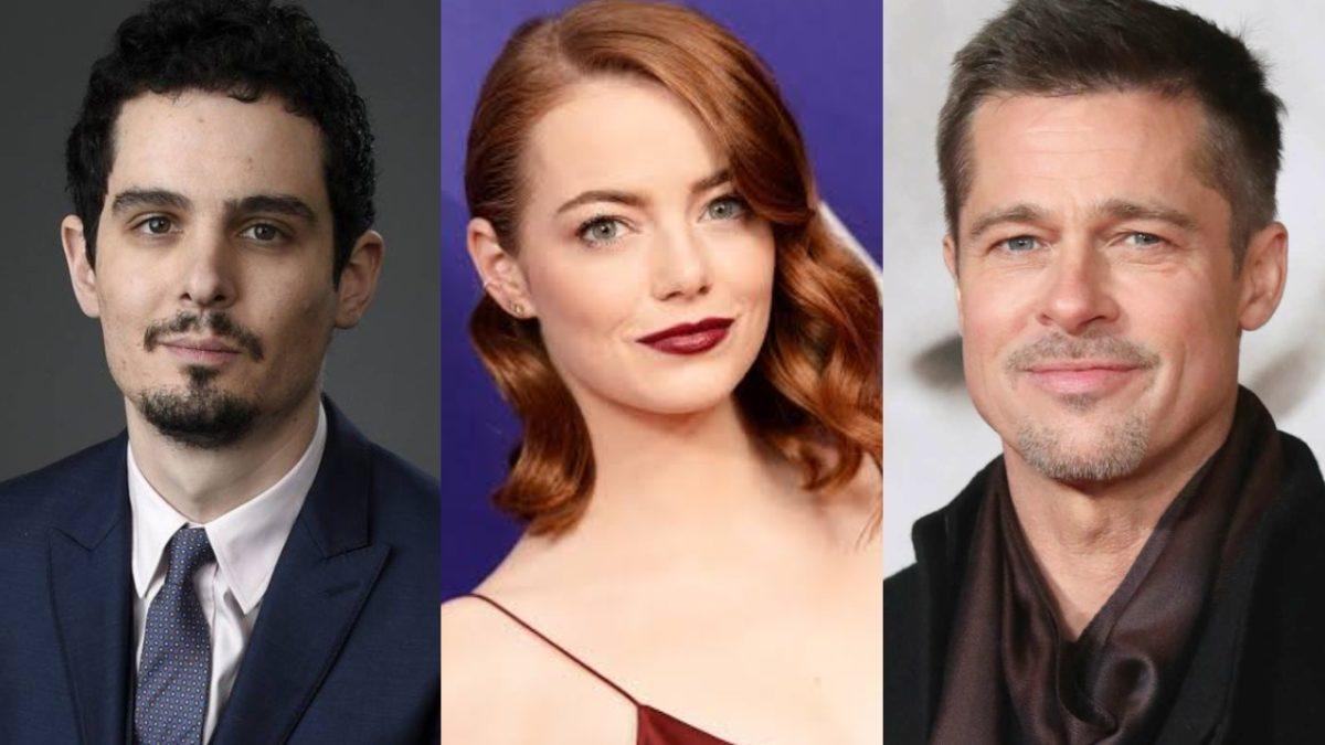 Babylon   Novo filme de Damien Chazelle ganha data de estreia; Emma Stone e  Brad Pitt negociam para estrelar - Cinema com Rapadura