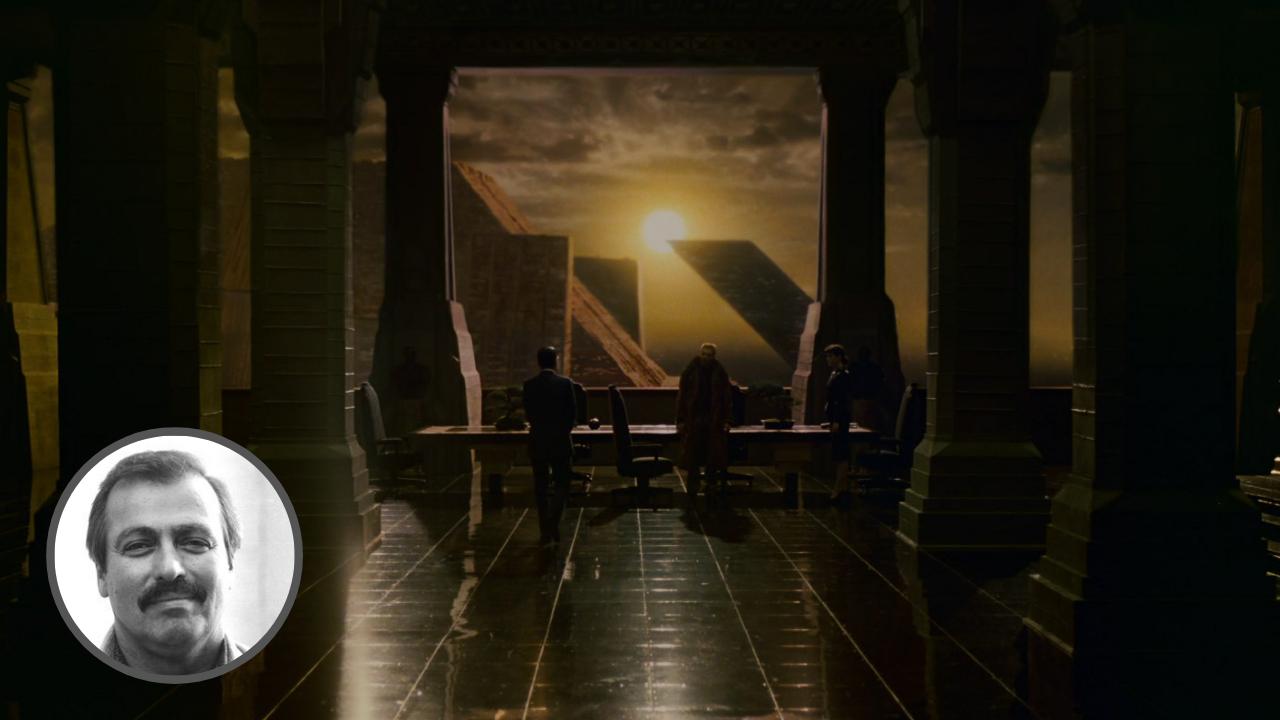 Lawrence Paull, designer de produção de Blade Runner e De Volta Para o Futuro, morre aos 81 anos