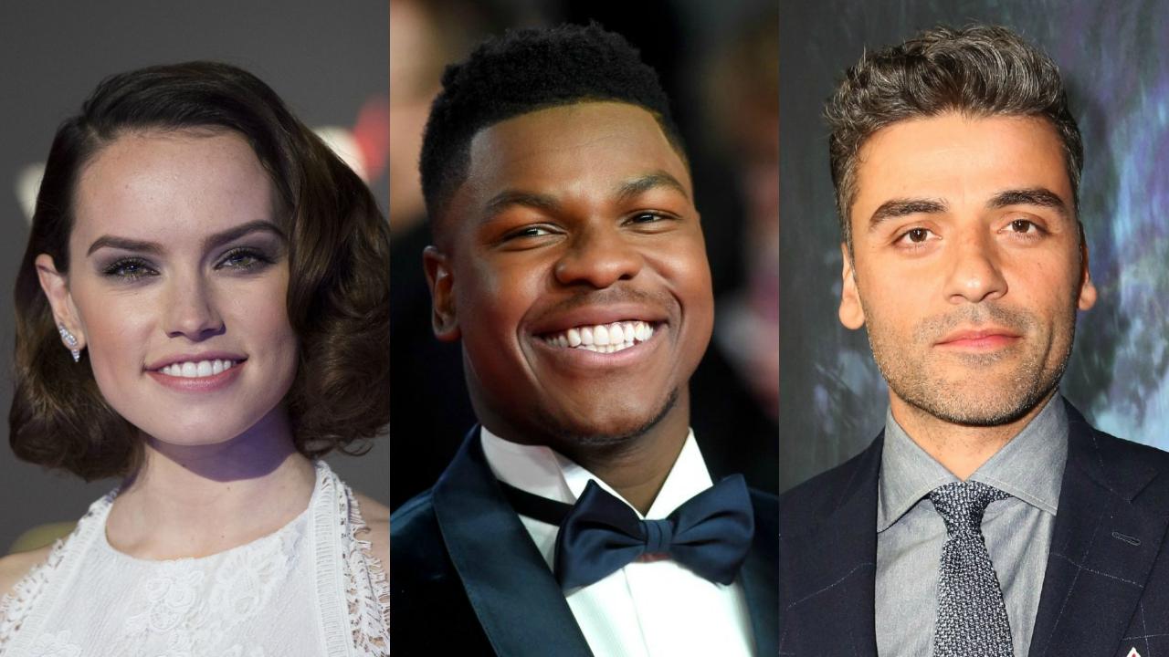 Star Wars: A Ascensão Skywalker | Daisy Ridley, John Boyega e Oscar Isaac participarão da CCXP19